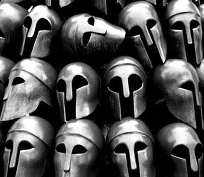 spartanski šlemovi