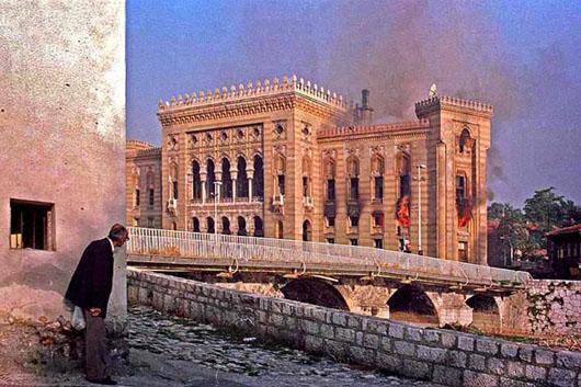 Rikard Larma, opsada Sarajeva u 40 slika