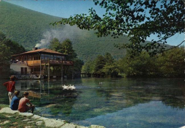 Vrelo Bosne, 1967.