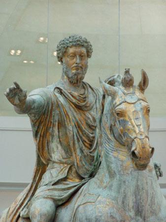 Statua Marka Aurelija