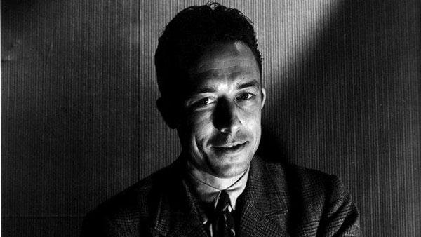 Albert Camus, 1946.
