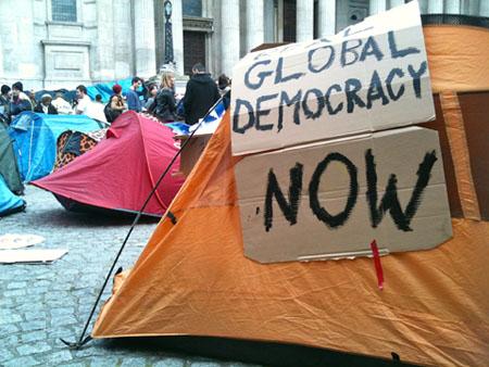 Foto: Occupy London
