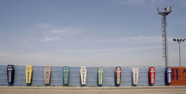 US - Mexico border, Deaths monument