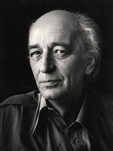 Radomir Konstantinović, foto: Dušan Milovanović