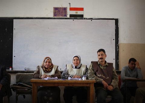 Egipatski izbori 2011.