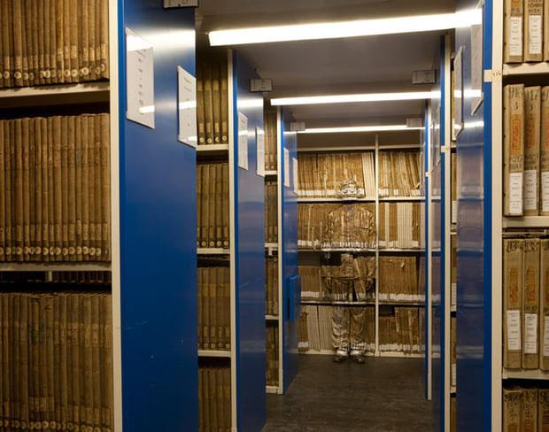 Lio Bolin u Pariskom arhivu