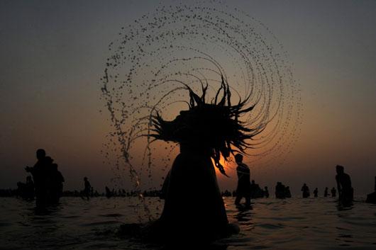 Dibyangshu Sarkar, foto: AFP