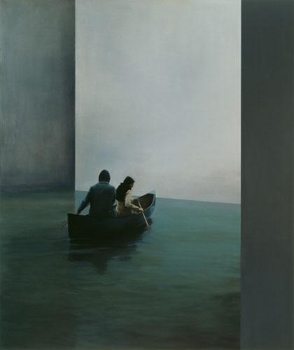 Tim Eitel, Boat, 2005