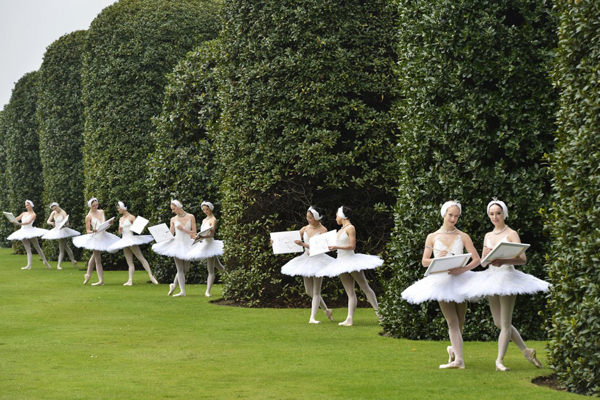 London Ballet, 22. maj 2012, foto: Reuters