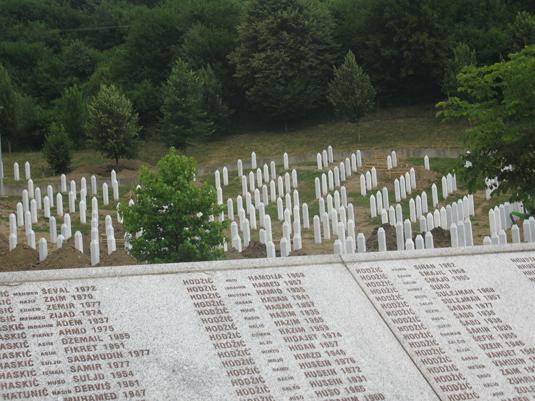 Srebrenica, 2012.