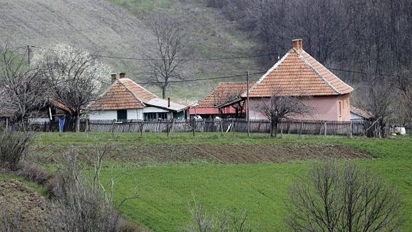 kuće na selu