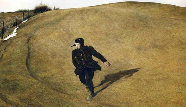Winter 1946, Andrew Wyeth