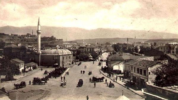 Burmali džamija u Skoplju