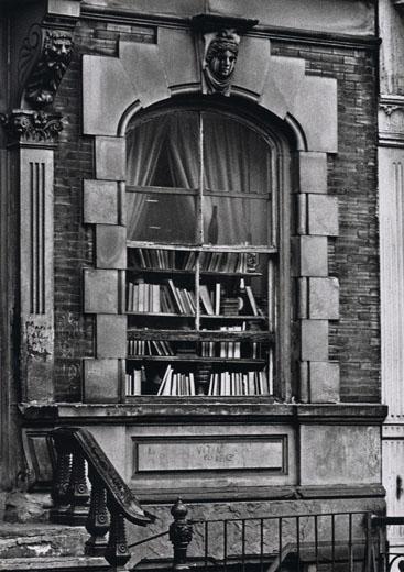 André Kertész, Greenwich Village, New York City. June 19, 1966