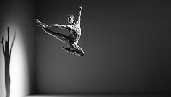 Plesač Brock Hayhoe, foto: Matt Barnes