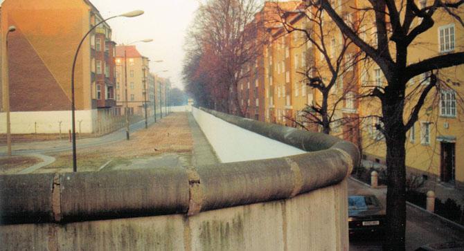 Berlinski zid, 1988.
