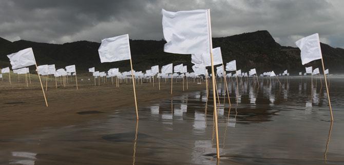 Héctor Zamora, White Noise http://bit.ly/1l3rDEX