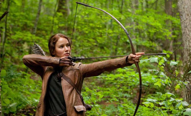 Hunger Games, foto: Murray Close http://bit.ly/1inpSNd