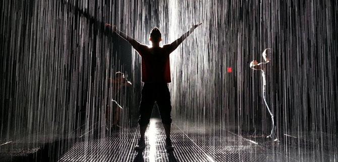 MoMA Expo 1: New York Rain Room
