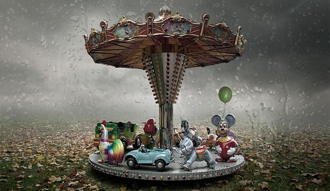 Rainy Circus, Leszek Bujnowski