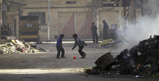 Sirija 2014, Reuters,Khalil Ashawi