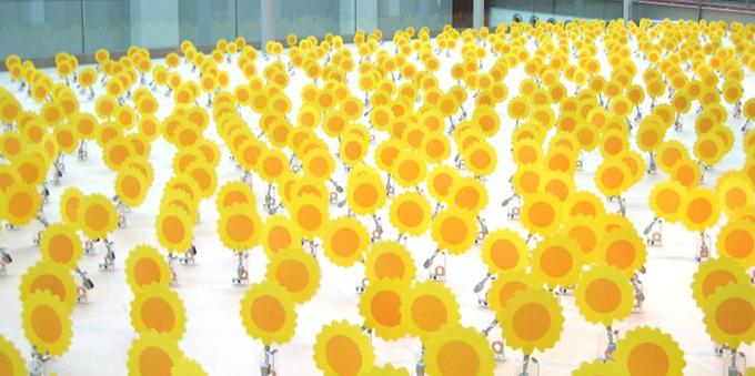 Alexandre Dang, Dancing flowers http://bit.ly/1k4L1g5