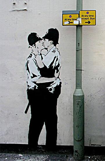 Banksy http://bit.ly/1oVqejf