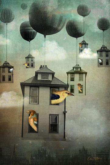 Catrin Welz-Stein, Birdhouse 2 http://bit.ly/1p17ywZ