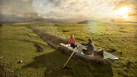 Erik Johansson, Groundbreaking bit.ly/LkwDVM