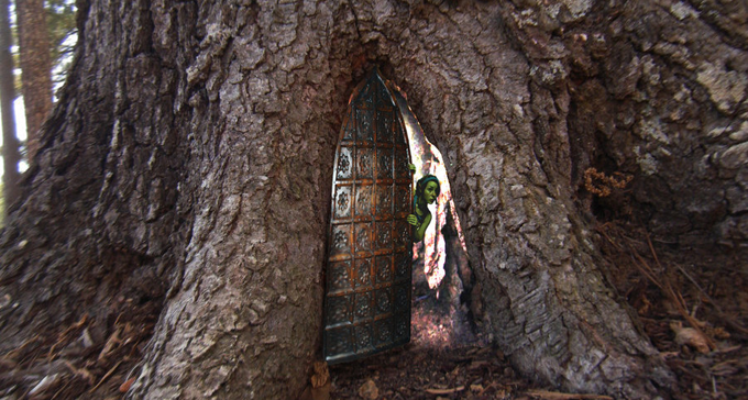 Fairy Tree House http://bit.ly/1sPokVj