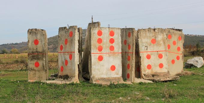 Ledia Kostandini, Domino Effect http://bit.ly/1t8d2MU