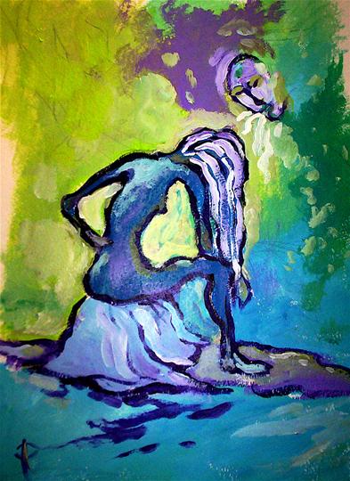 Ophelia Wearable Art http://bit.ly/1q4xxVe