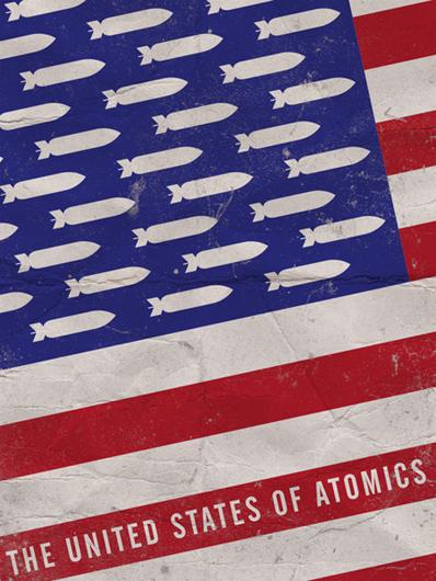 Soviet Union Cold War Propaganda Poster http://bit.ly/1qij34g