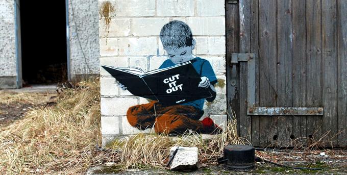 Street Artist Alias in Berlin http://bit.ly/1lYRq0C