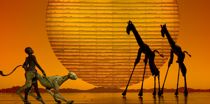 The Lion King, Show Photos