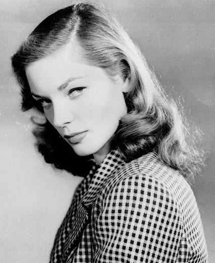 Lauren Bacall http://bit.ly/1raQdHR