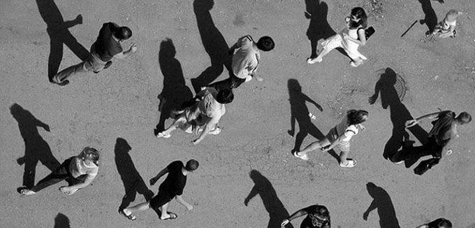 Mesmerizing Shadow Photography by Alexey Bednij http://bit.ly/1nViH55