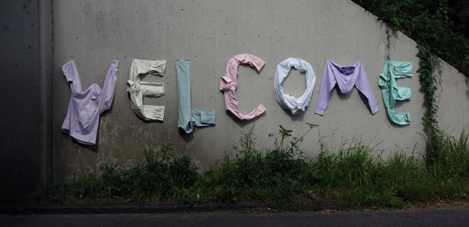 Thomas Voorn, Garment graffiti http://bit.ly/1yPOdmw