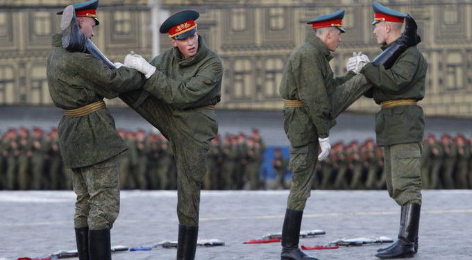 Victory Day Moskva, Reuters