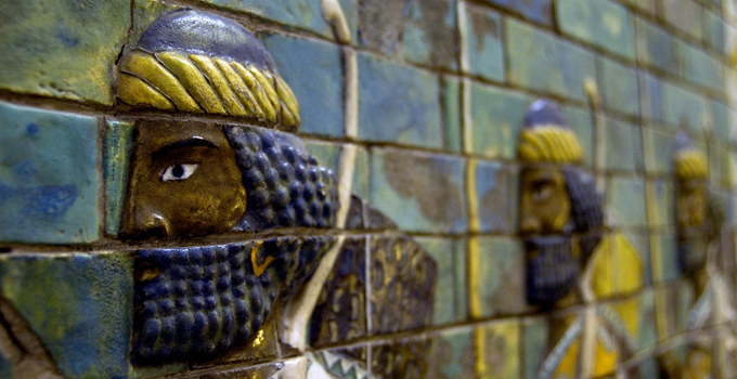 Pergamon Museum, Susa, Flickr, youngrobv http://bit.ly/1sLvs6p