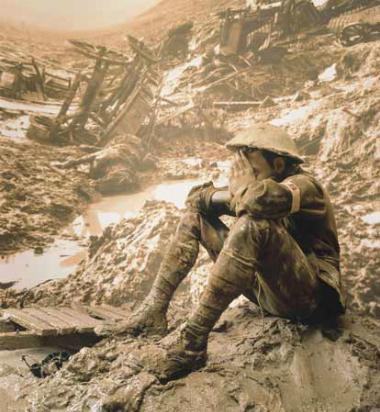 Peter Corlett, Man in the mud http://bit.ly/17VsfF8