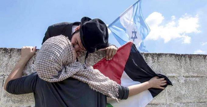 Twitter @andresvelencoso #JewsAndArabsRefuseToBeEnemies http://bit.ly/1sySQ4D