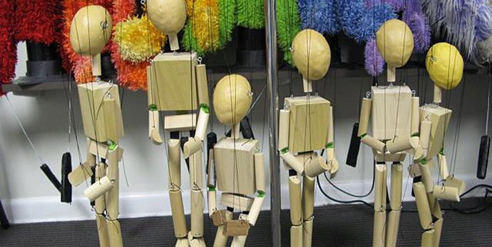 Marionettes http://goo.gl/lLoNwA