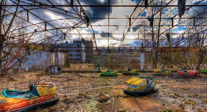 Timm Suess, Pripyat Amusement Park bit.ly/1vDw4YF