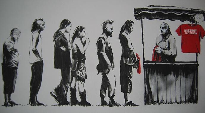 Banksy http://goo.gl/Js7S51