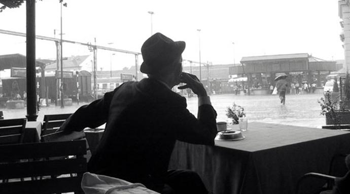 Beograd, Železnička stanica 2003, foto: Jay Allen http://goo.gl/mXLc4V