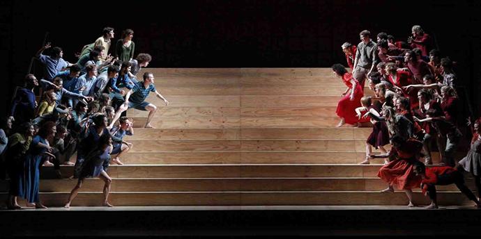 Chunky Move, foto: Jeff Busby http://goo.gl/i4TPlQ