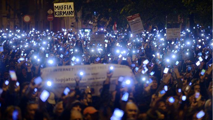 Foto: Laszlo Beliczay, MTI/AP http://goo.gl/NAHpVs