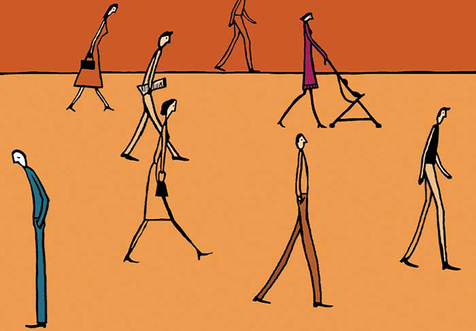 Isolation, Justine Beckett http://goo.gl/ZaMNh1