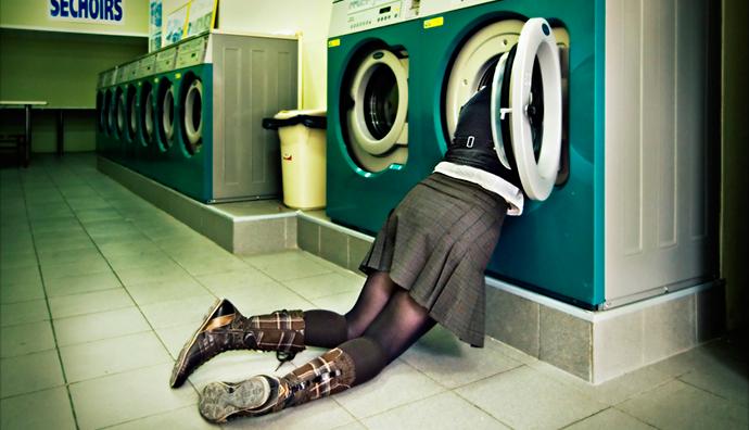 Lavage de cerveau = Brain wash http://goo.gl/DxxQCQ